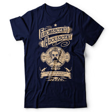 Load image into Gallery viewer, Arctic Monkeys - Fluorescent Adolescent - Men's T-Shirt Navy Blue