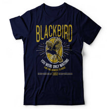 Load image into Gallery viewer, The Beatles - Blackbird - Men's T-Shirt Navy Blue