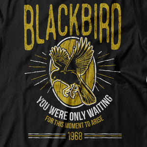 The Beatles - Blackbird - Men's T-Shirt