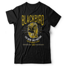 Load image into Gallery viewer, The Beatles - Blackbird - Men's T-Shirt Black