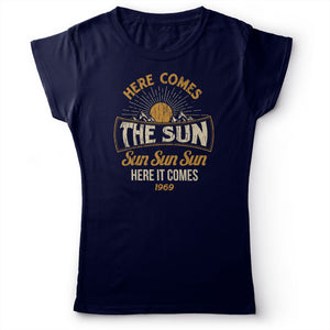 The Beatles - Here Comes The Sun - Women's T-Shirt