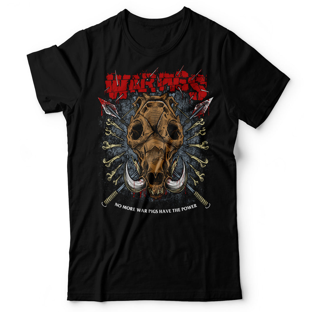 Black Sabbath - War Pigs - Men's T-shirt Black