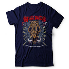 Load image into Gallery viewer, Black Sabbath - War Pigs - Men's T-shirt Navy Blue