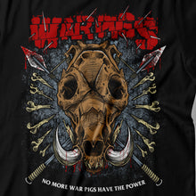 Load image into Gallery viewer, Black Sabbath - War Pigs - Men's T-shirt Detail
