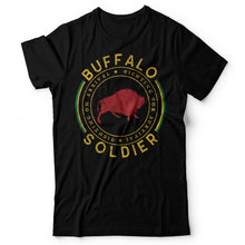 Load image into Gallery viewer, Bob Marley - Buffalo Soldier - Men's T-Shirt