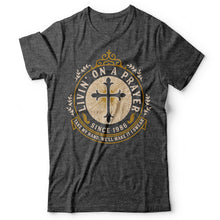 Load image into Gallery viewer, Bon Jovi - Livin' On A Prayer - Men's T-Shirt