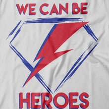 Load image into Gallery viewer, David Bowie - Heroes - Women's T-Shirt