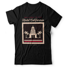 Load image into Gallery viewer, Eagles - Hotel California - Men's T-Shirt Black