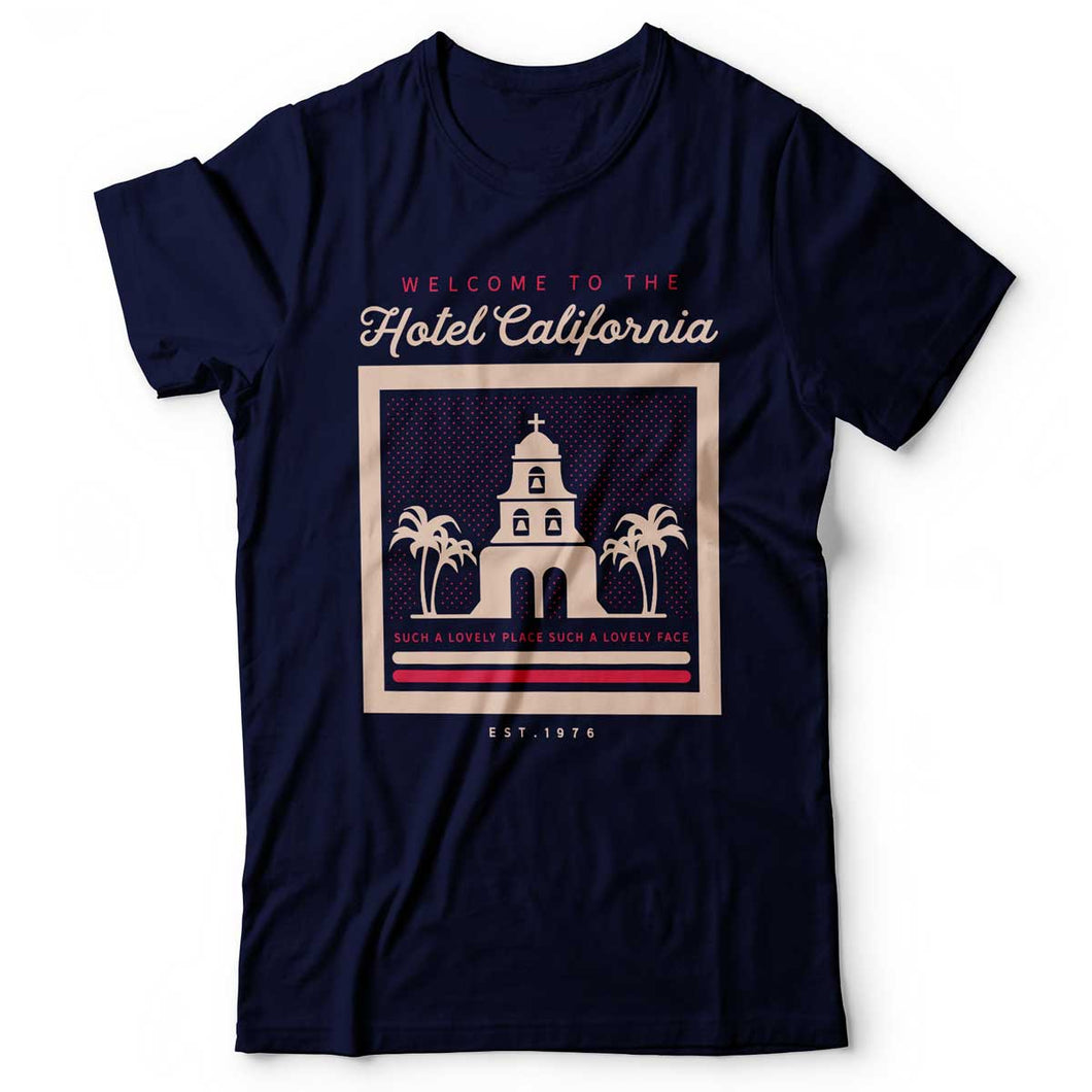 Eagles - Hotel California - Men's T-Shirt