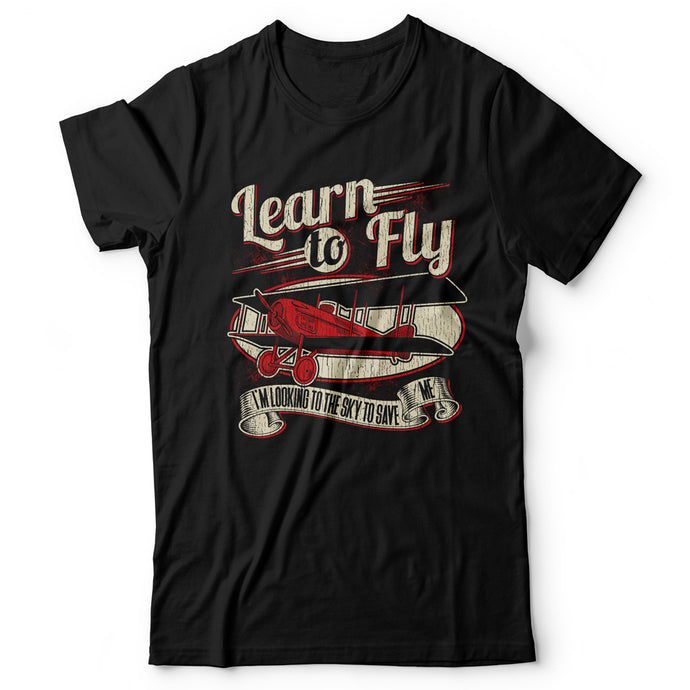 Foo Fighters - Learn To Fly - Men's T-shirt