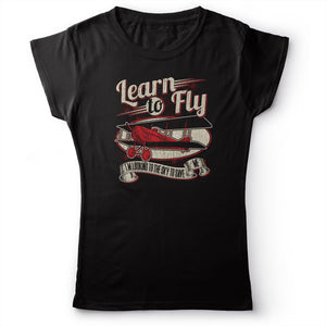 Foo Fighters - Learn To Fly - Women's T-shirt Black 2