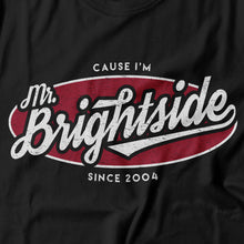 Load image into Gallery viewer, The Killers - Mr. Brightside - Men's T-Shirt Detail