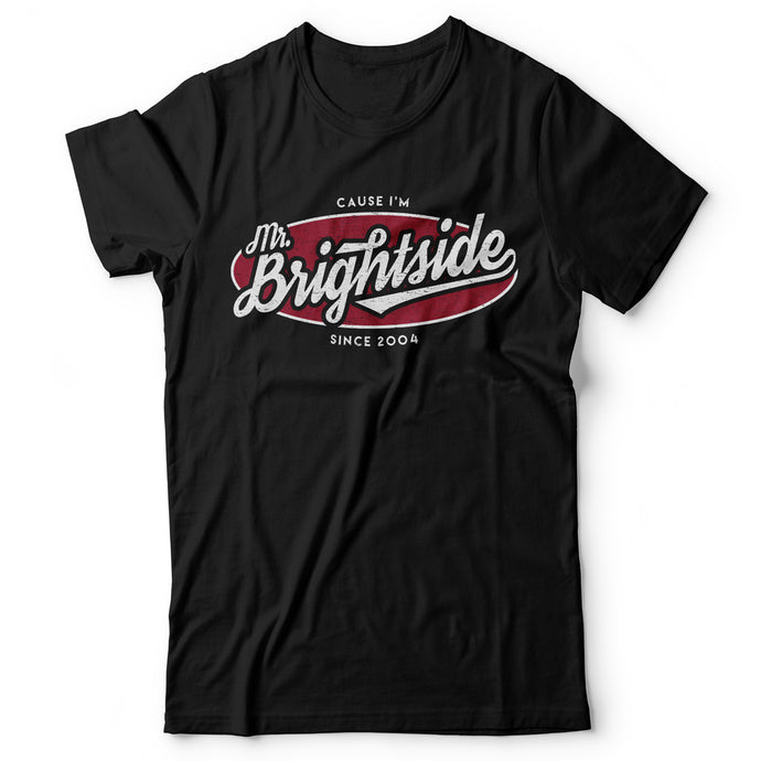 The Killers - Mr. Brightside - Men's T-Shirt Black