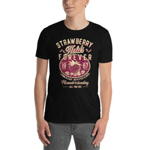Load image into Gallery viewer, The Beatles - Strawberry Fields Forever - Men's T-Shirt Black 2