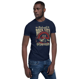 KISS - Detroit Rock City - Men's T-shirt