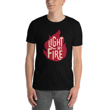 Load image into Gallery viewer, The Doors - Light My Fire - Men's T-Shirt Black 2
