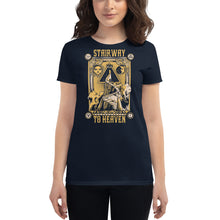 Load image into Gallery viewer, Led Zeppelin - Stairway To Heaven - Women's T-Shirt