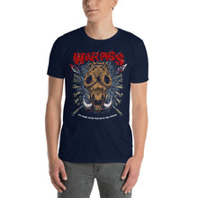 Load image into Gallery viewer, Black Sabbath - War Pigs - Men's T-shirt Navy Blue 2