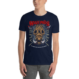 Black Sabbath - War Pigs - Men's T-shirt Navy Blue 2
