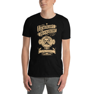 Arctic Monkeys - Fluorescent Adolescent - Men's T-Shirt Black 2