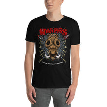 Load image into Gallery viewer, Black Sabbath - War Pigs - Men's T-shirt Black 2