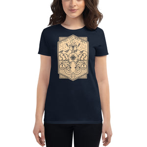 Gorillaz - On Melancholy Hill - Women's T-Shirt