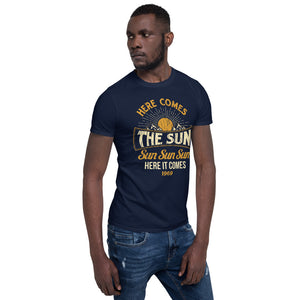 The Beatles - Here Comes The Sun - Men's T-Shirt