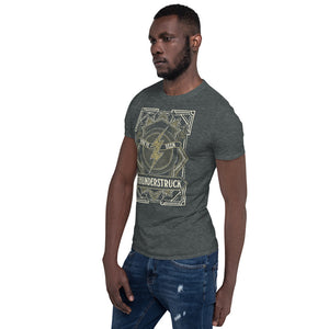 AC/DC - Thunderstruck - Men's T-Shirt Gray 2