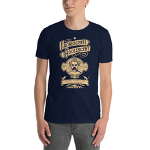 Load image into Gallery viewer, Arctic Monkeys - Fluorescent Adolescent - Men's T-Shirt Navy Blue 2