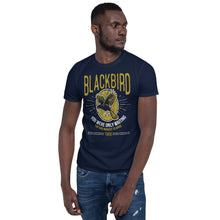 Load image into Gallery viewer, The Beatles - Blackbird - Men's T-Shirt Navy Blue 2