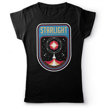 Load image into Gallery viewer, Muse - Starlight - Women's T-shirt Black 2