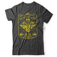 Load image into Gallery viewer, Nirvana - Heart-Shaped Box - Men's T-shirt Dark Heather 2