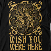 Load image into Gallery viewer, Pink Floyd - Wish You Were Here - Women's t-shirt Detail