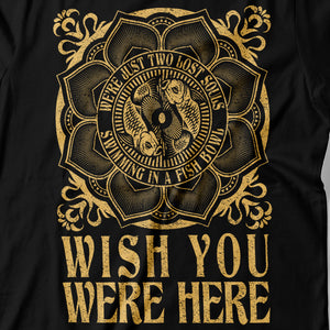Pink Floyd - Wish You Were Here - Women's t-shirt Detail