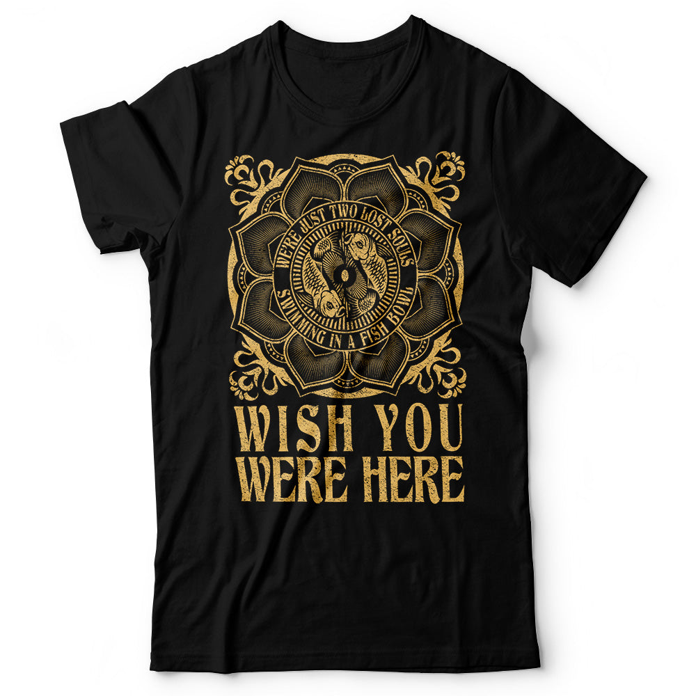 Pink Floyd - Wish You Were Here - Men's T-Shirt