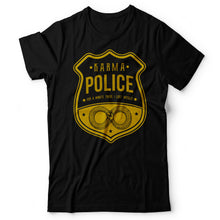 Load image into Gallery viewer, Radiohead - Karma Police - Men's T-shirt Black