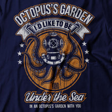 Load image into Gallery viewer, The Beatles - Octopus's Garden - Men's T-Shirt Detail