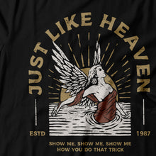 Load image into Gallery viewer, The Cure - Just Like Heaven - Men's T-shirt Detail