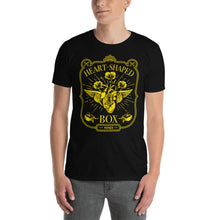 Load image into Gallery viewer, Nirvana - Heart-Shaped Box - Men's T-shirt Black 2