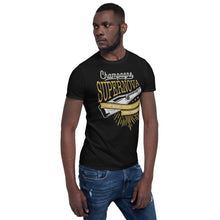 Load image into Gallery viewer, Oasis - Champagne Supernova - Men's T-shirt Black 2