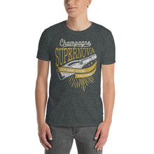 Load image into Gallery viewer, Oasis - Champagne Supernova - Men's T-shirt Dark Heather 2