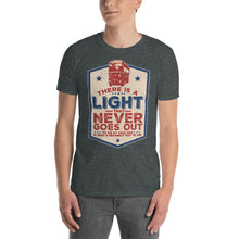 Load image into Gallery viewer, The Smiths - There Is A Light That Never Goes Out - Men's T-shirt Dark Heather 2