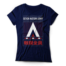 Load image into Gallery viewer, White Stripes – Seven Nation Army - Women's T-Shirt
