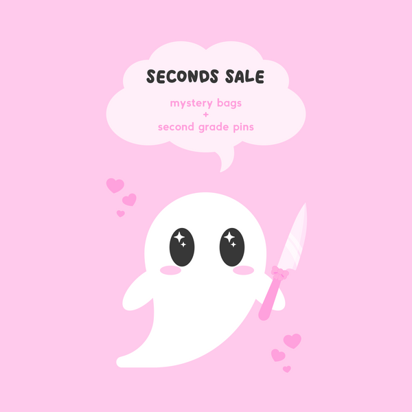 Seconds Sale Mystery Grab Bags