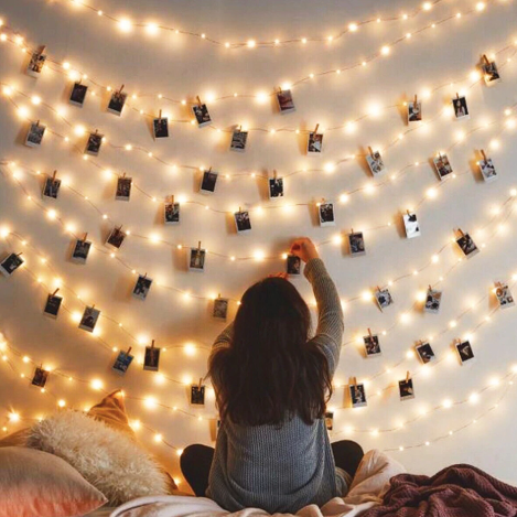 Photo Clip Fairy Lights (Buy 1 get 1 Free!)