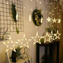 Load image into Gallery viewer, Star Fairy Lights