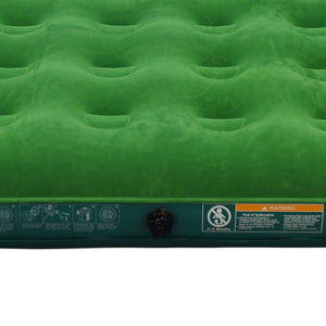 Inflatable Air Mattress Portable Air Bed and 2 Inflatable Pillows with Portable Battery Pump (Queen) - Simpli Comfy Inflatable Air Mattress