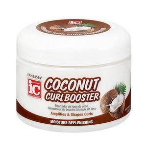 New Product Alert! Coconut Curl Booster