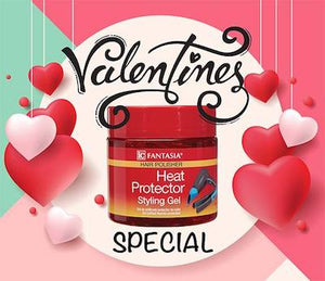 February Promo: Get a FREE Heat Protector Styling Gel