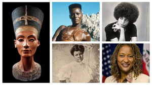 7 Black Women Icons that Influenced Black Hair Beauty, Freedom, & Liberation